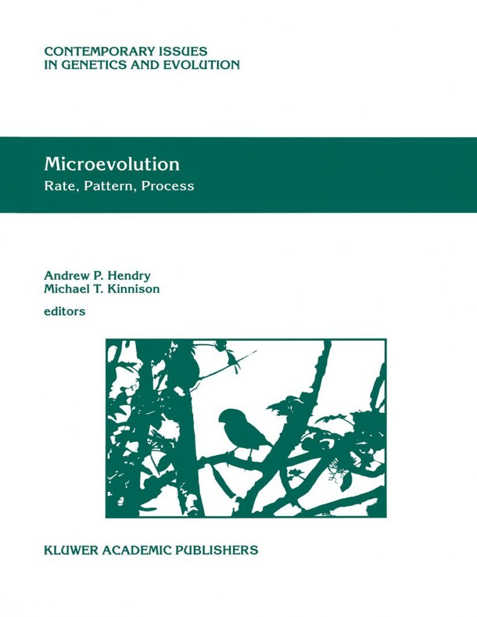 Microevolution: Rate, Pattern, Process