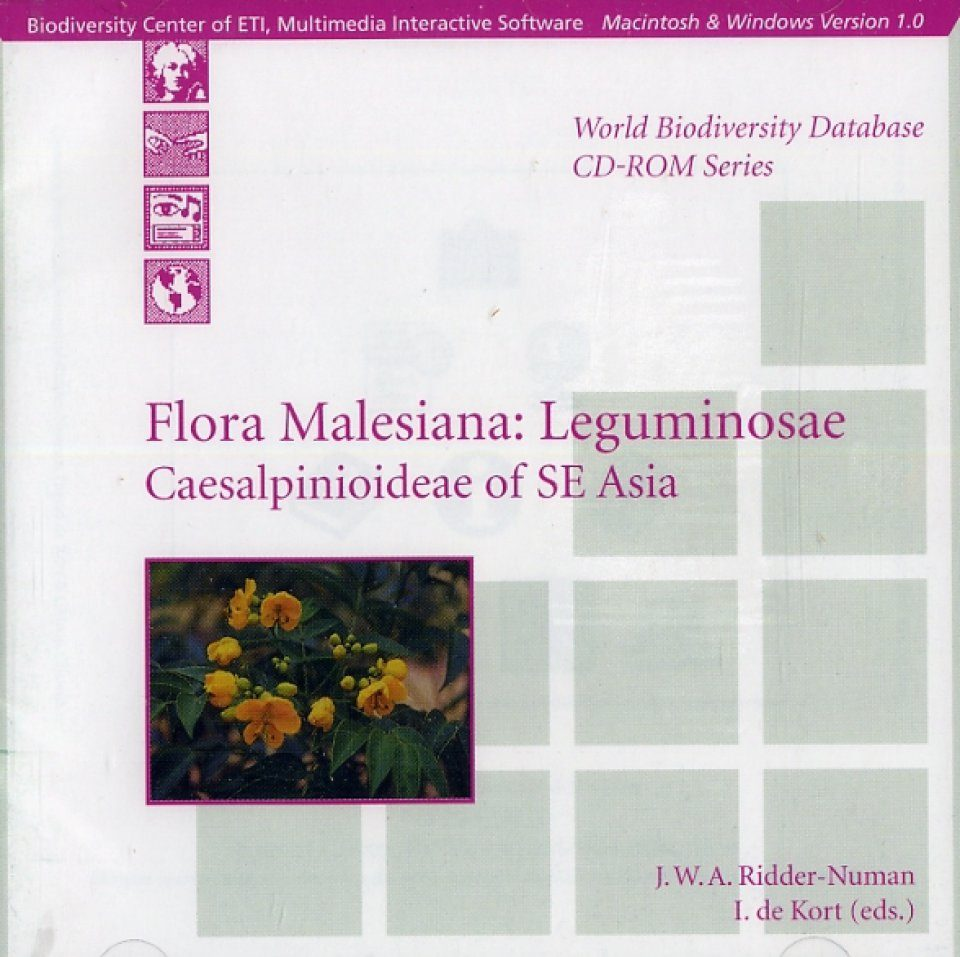 Flora Malesiana: Leguminosae - Caesalpinioideae of South East Asia