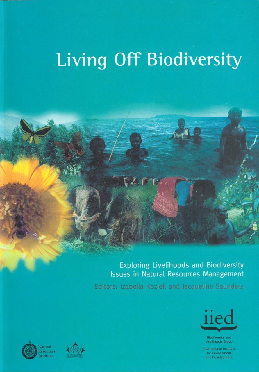 Living Off Biodiversity