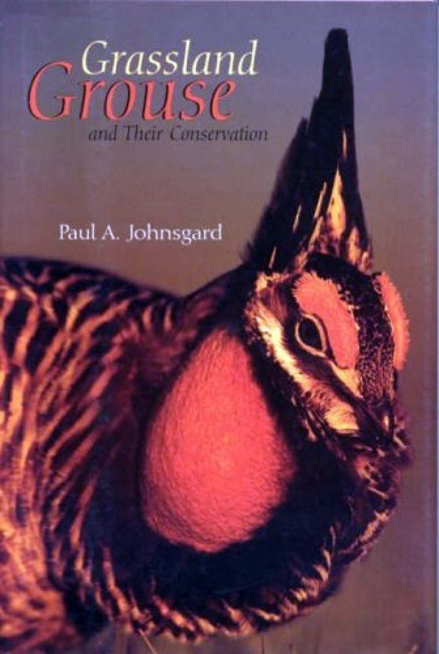 Grassland Grouse and their Conservation