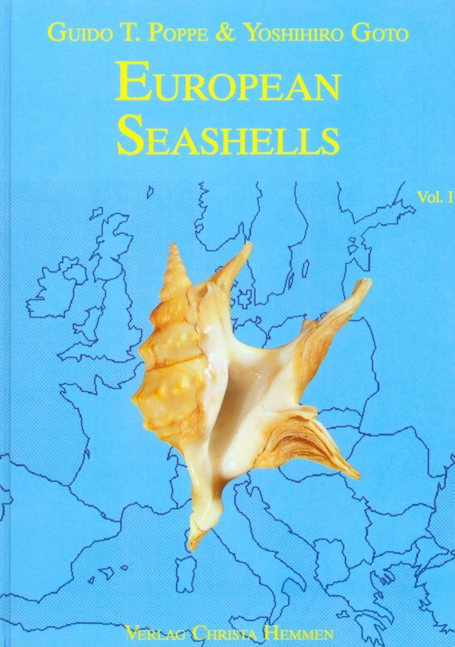 European Seashells, Volume 1