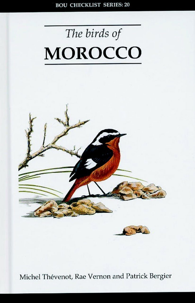 The Birds of Morocco