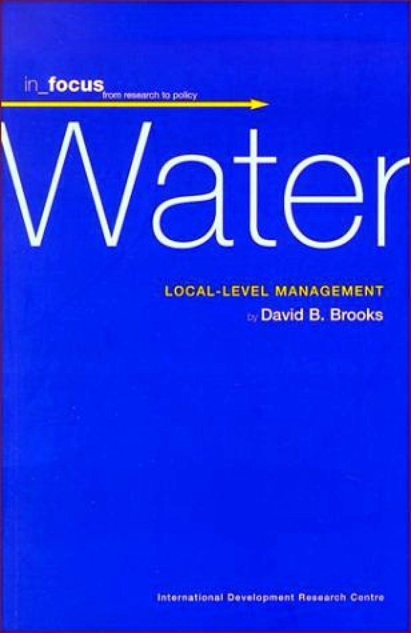 Water: Local-level Management