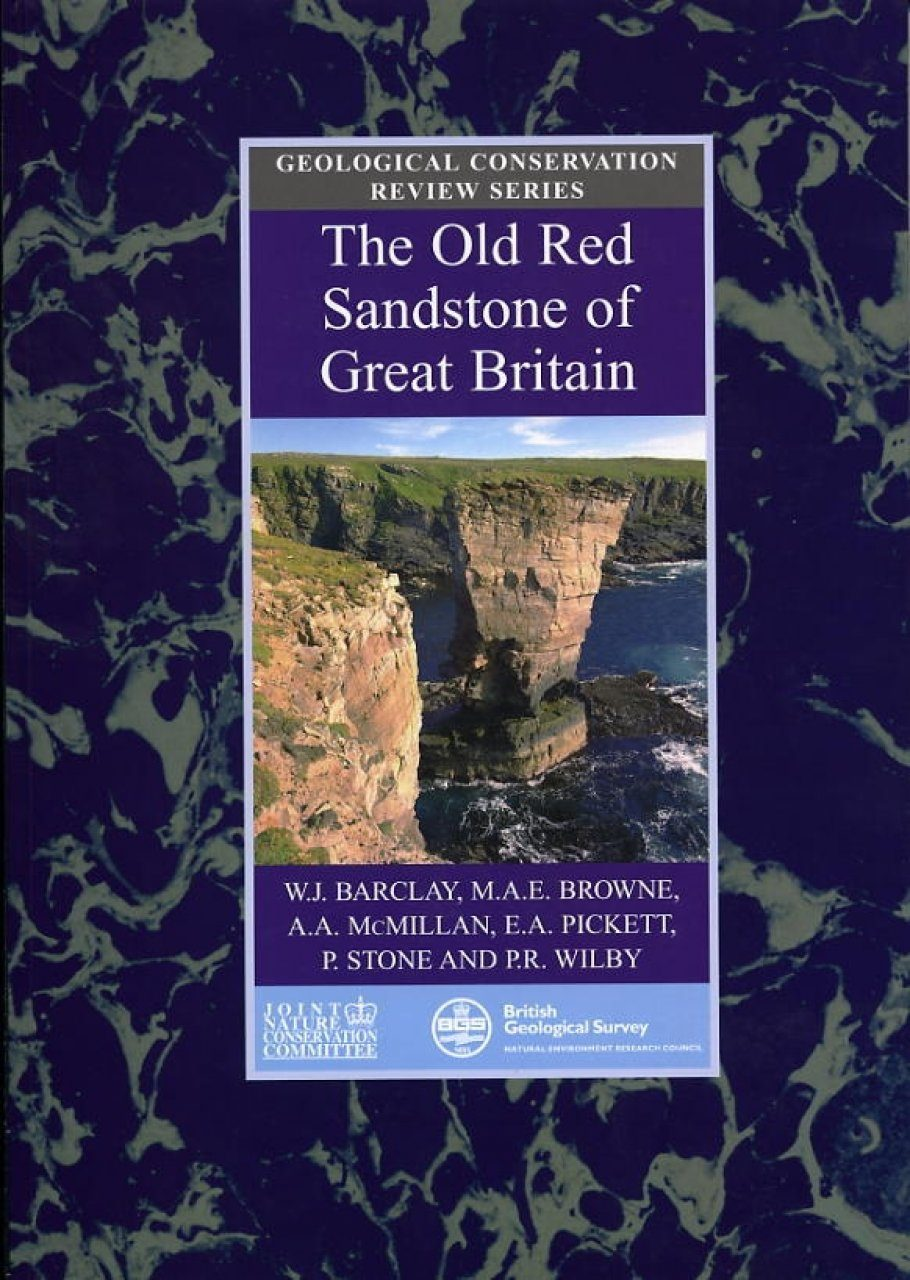 The Old Red Sandstone of Great Britain