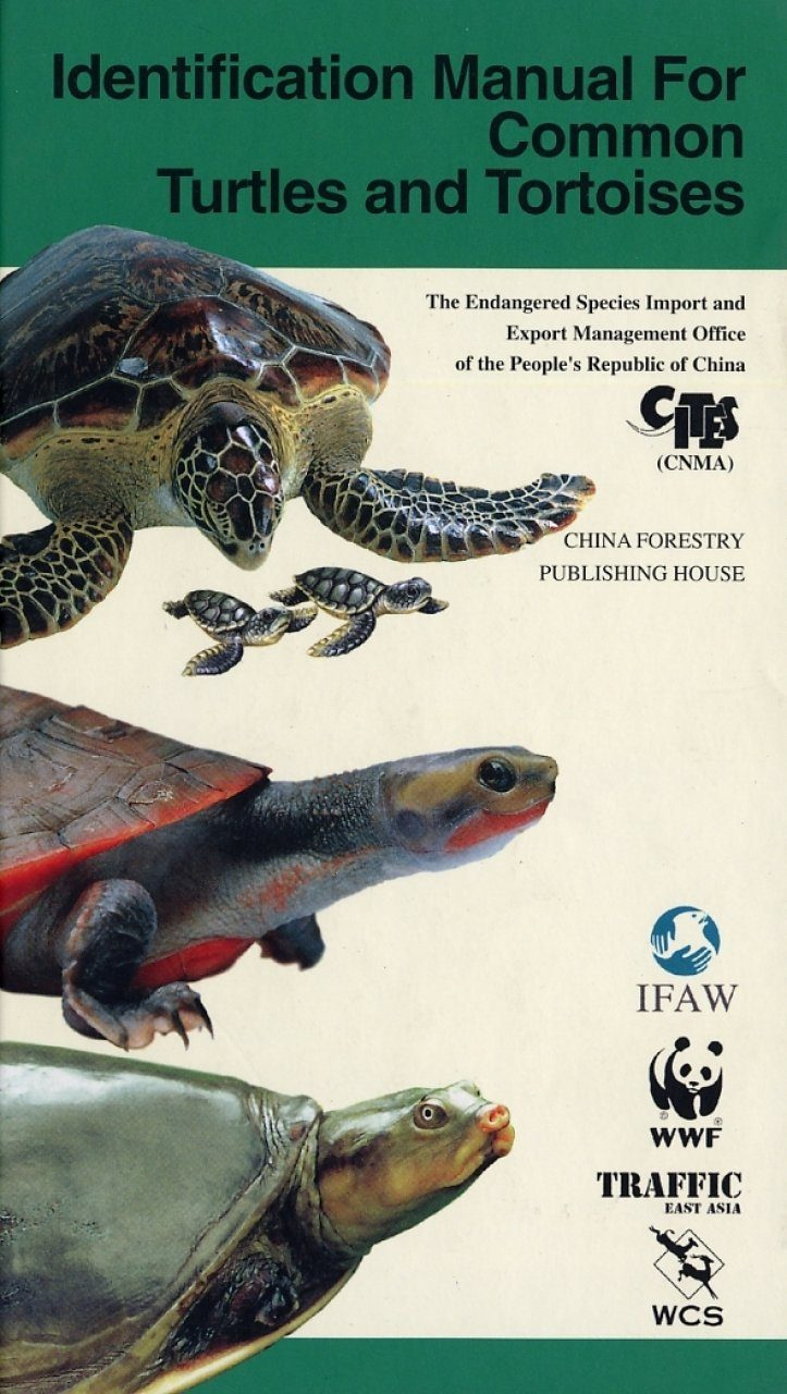 Identification Manual for Common Turtles and Tortoises