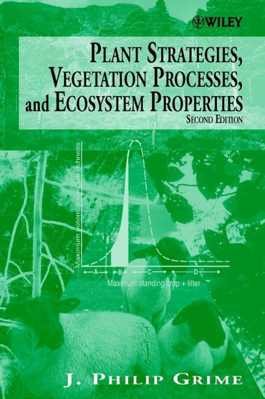 Plant Strategies, Vegetation Processes, and Ecosystem Properties