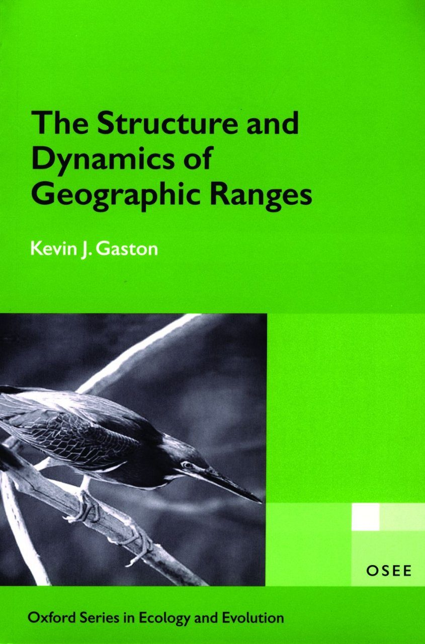 The Structure and Dynamics of Geographic Ranges