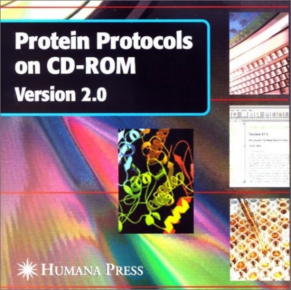 Protein Protocols on CD-ROM