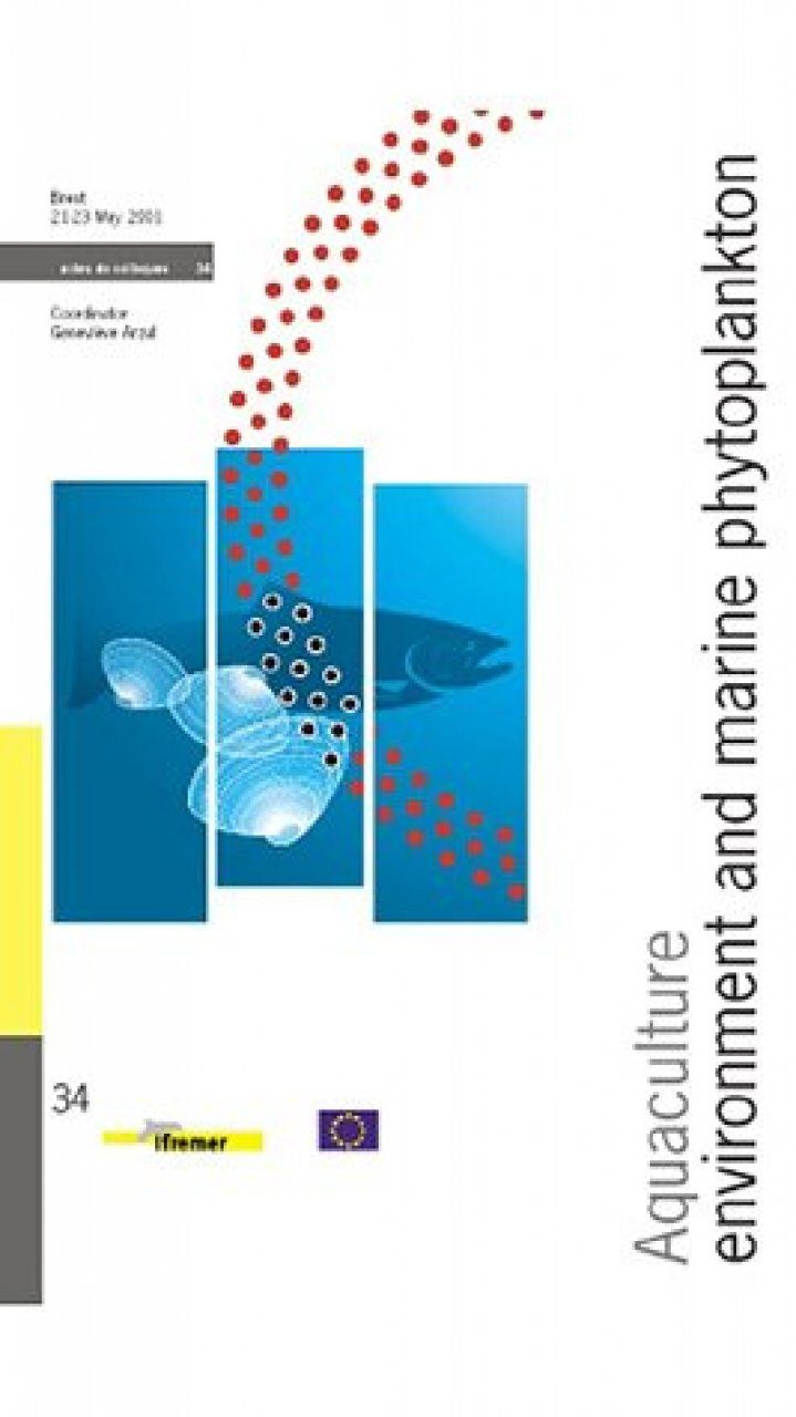 Aquaculture Environment and Marine Phytoplankton