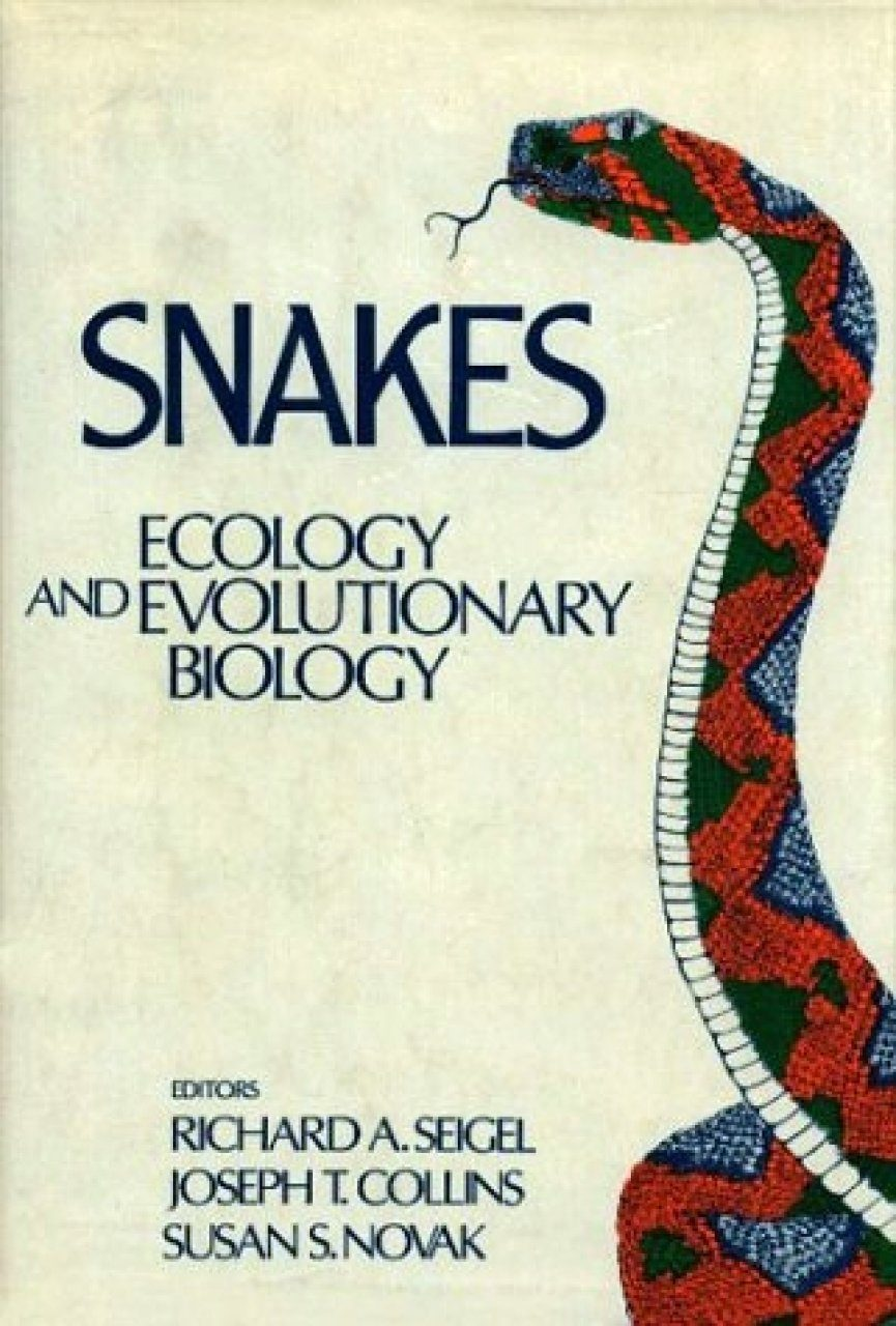 Snakes: Ecology and Evolutionary Biology
