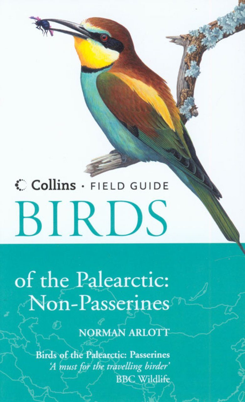 Collins Field Guide: Birds of the Palearctic - Non-Passerines