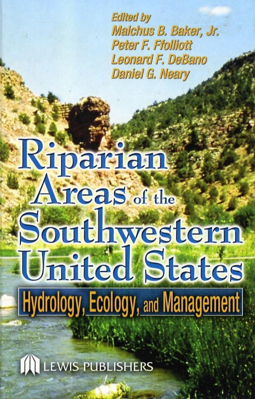 Riparian Areas of the Southwestern United States