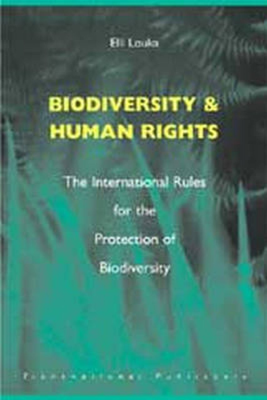 Biodiversity and Human Rights