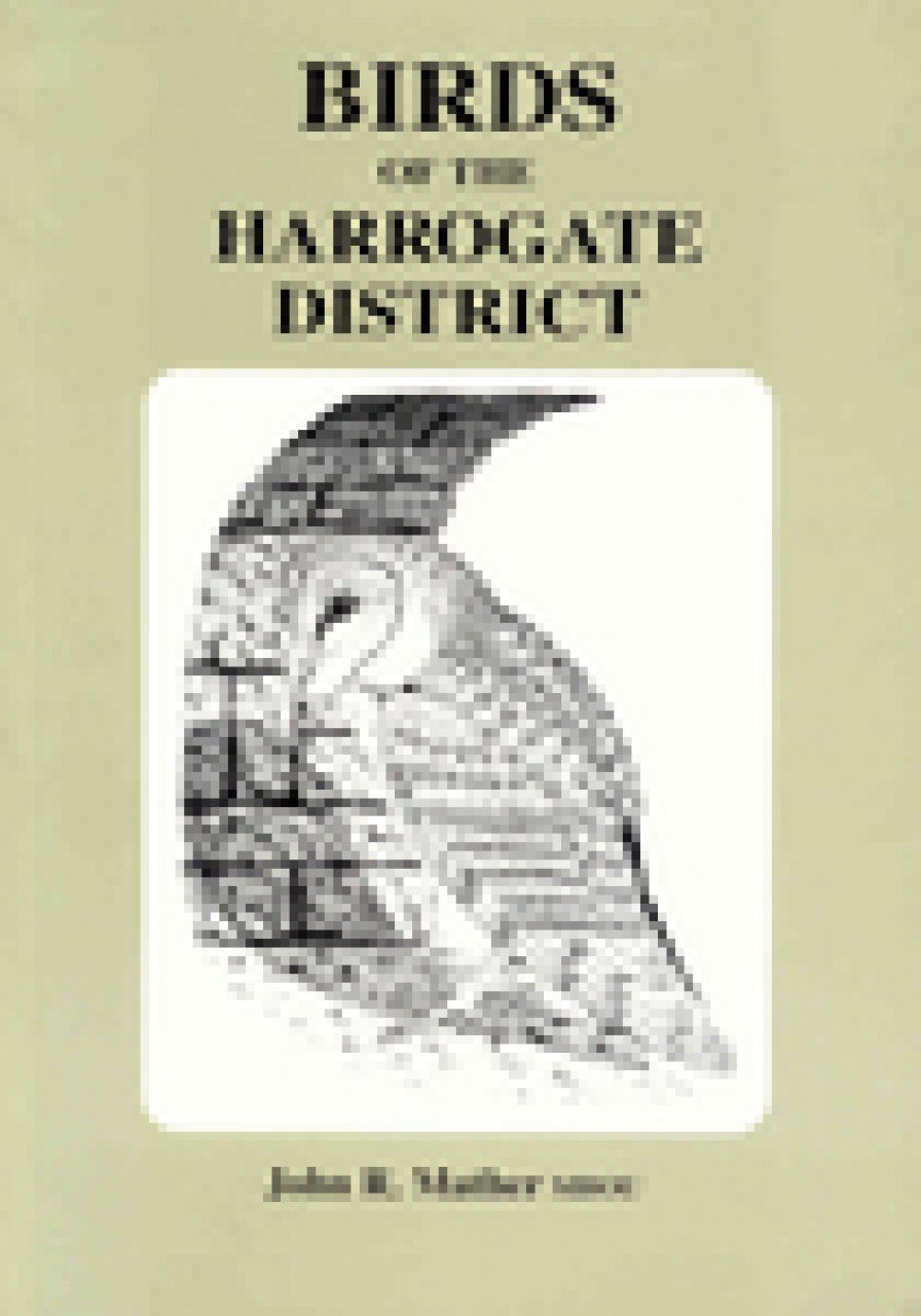 Birds of the Harrogate District