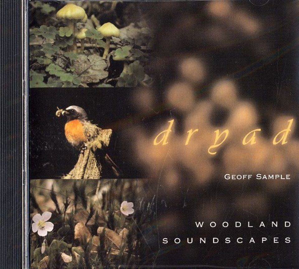 Woodland Soundscapes (Dyrad)