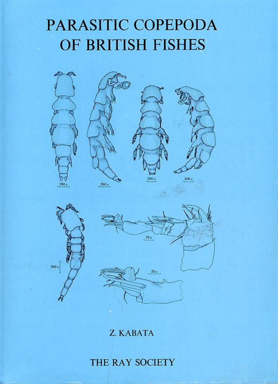 Parasitic Copepoda of British Fishes