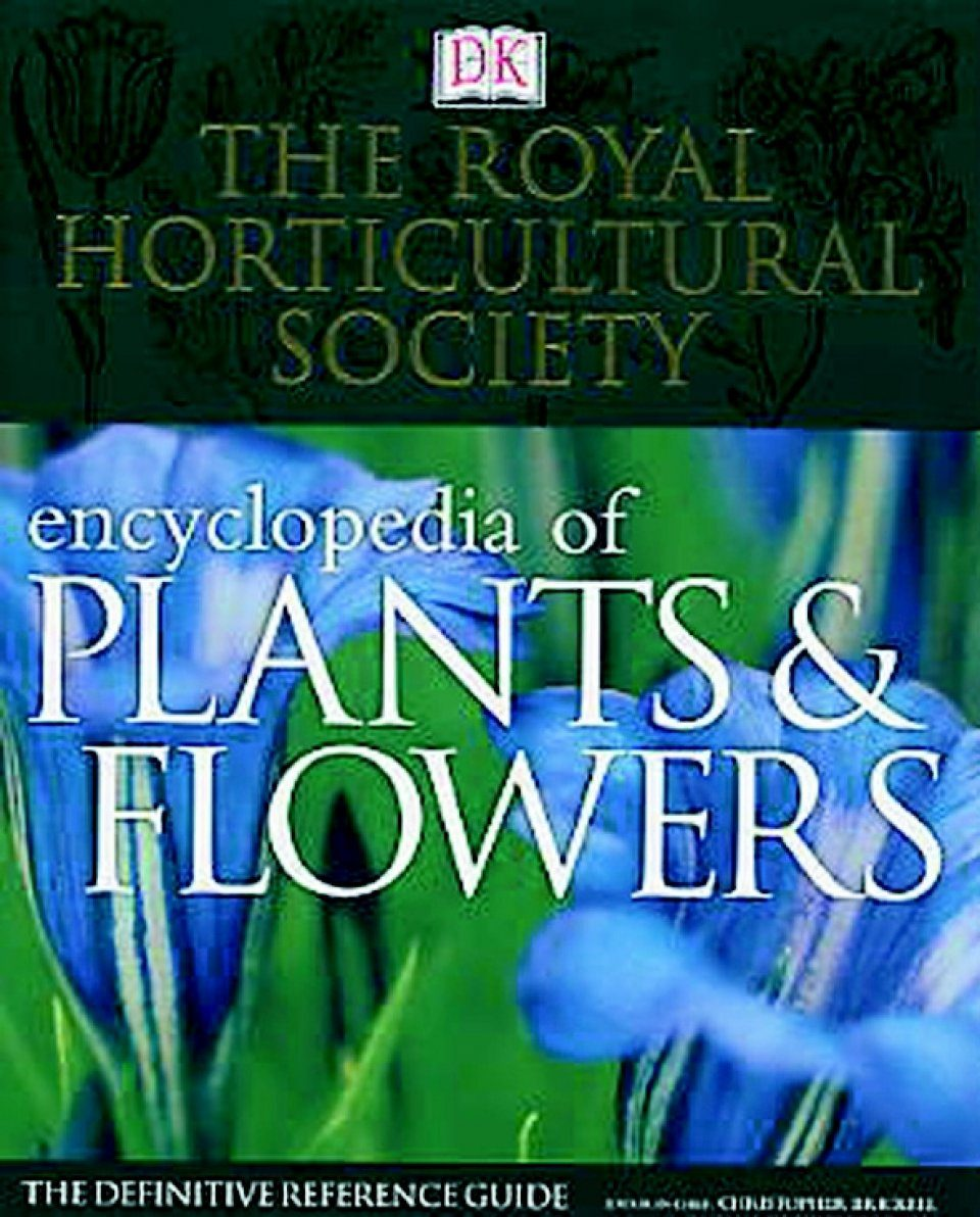 The RHS New Encyclopedia of Plants and Flowers