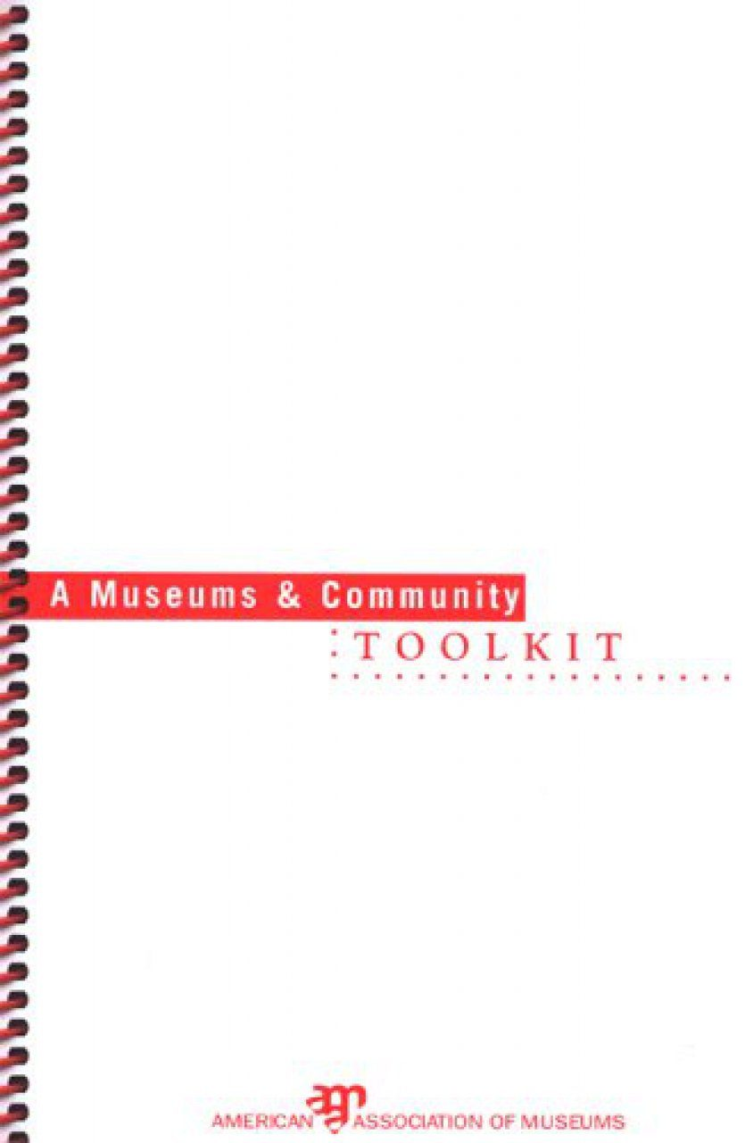 A Museums and Community Toolkit