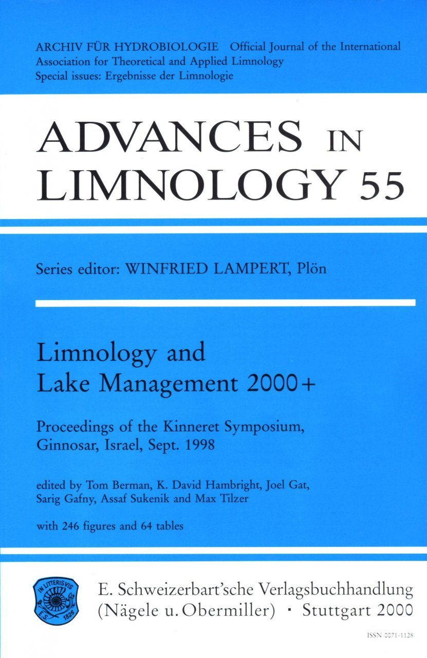 Limnology and Lake Management 2000+