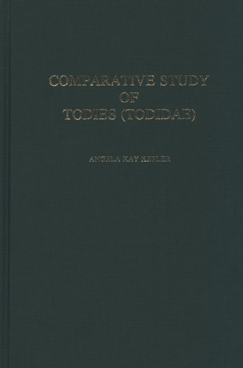 Comparative Study of Todies (Todidae)