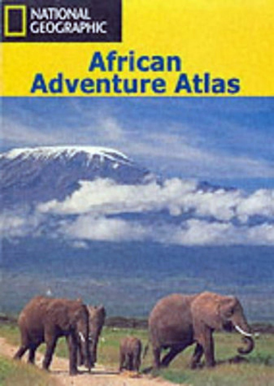 National Geographic Africa Adventure Atlas