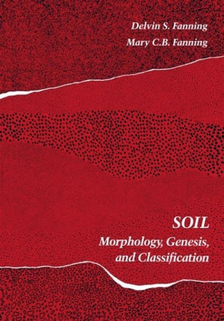 Soil: Morphology, Genesis, and Classification