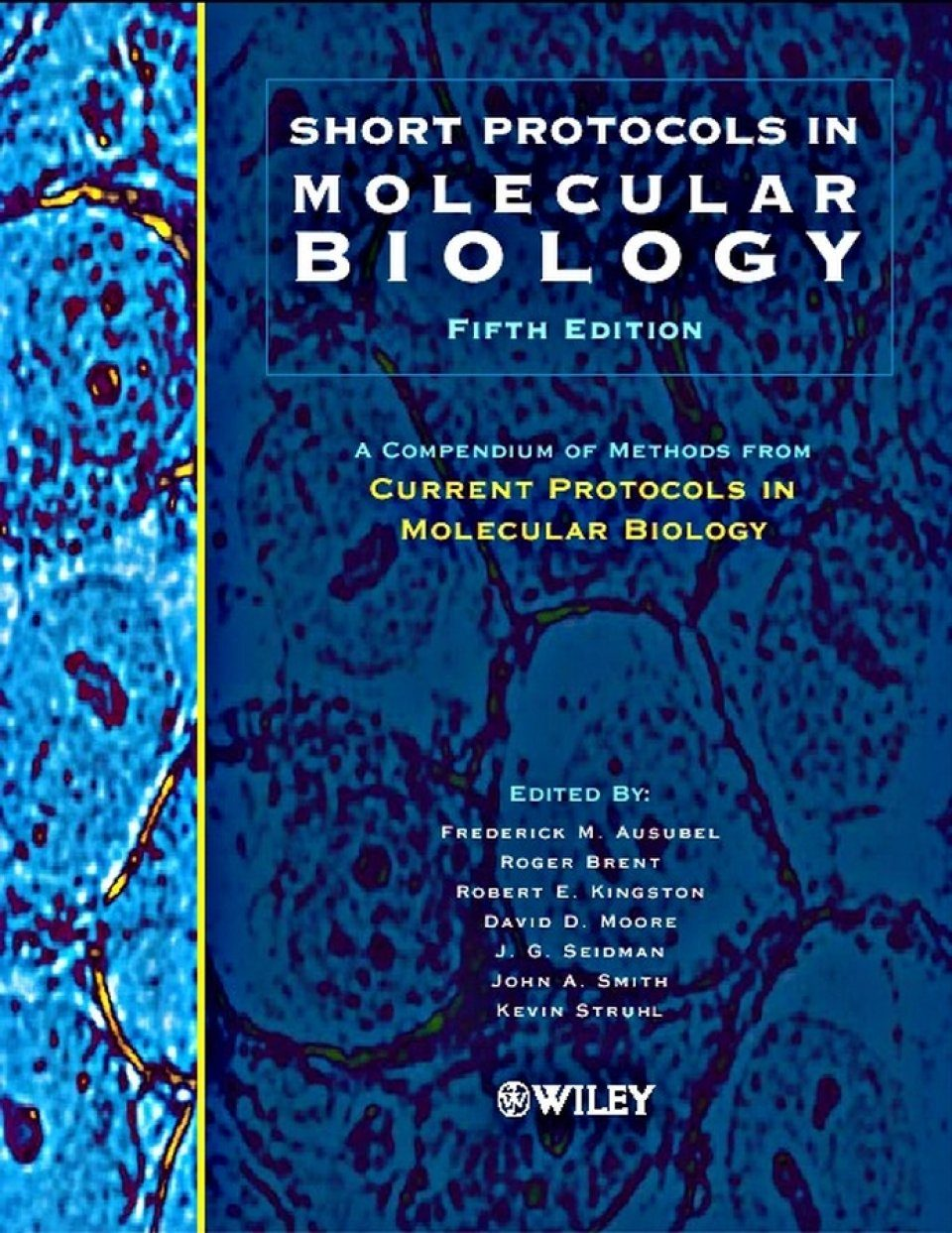 Short Protocols in Molecular Biology