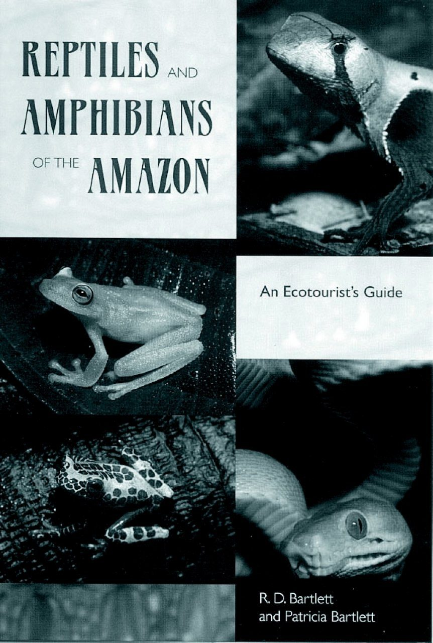 Reptiles and Amphibians of the Amazon