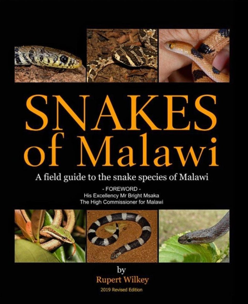 Snakes of malawi a field guide to the snake species of malawi