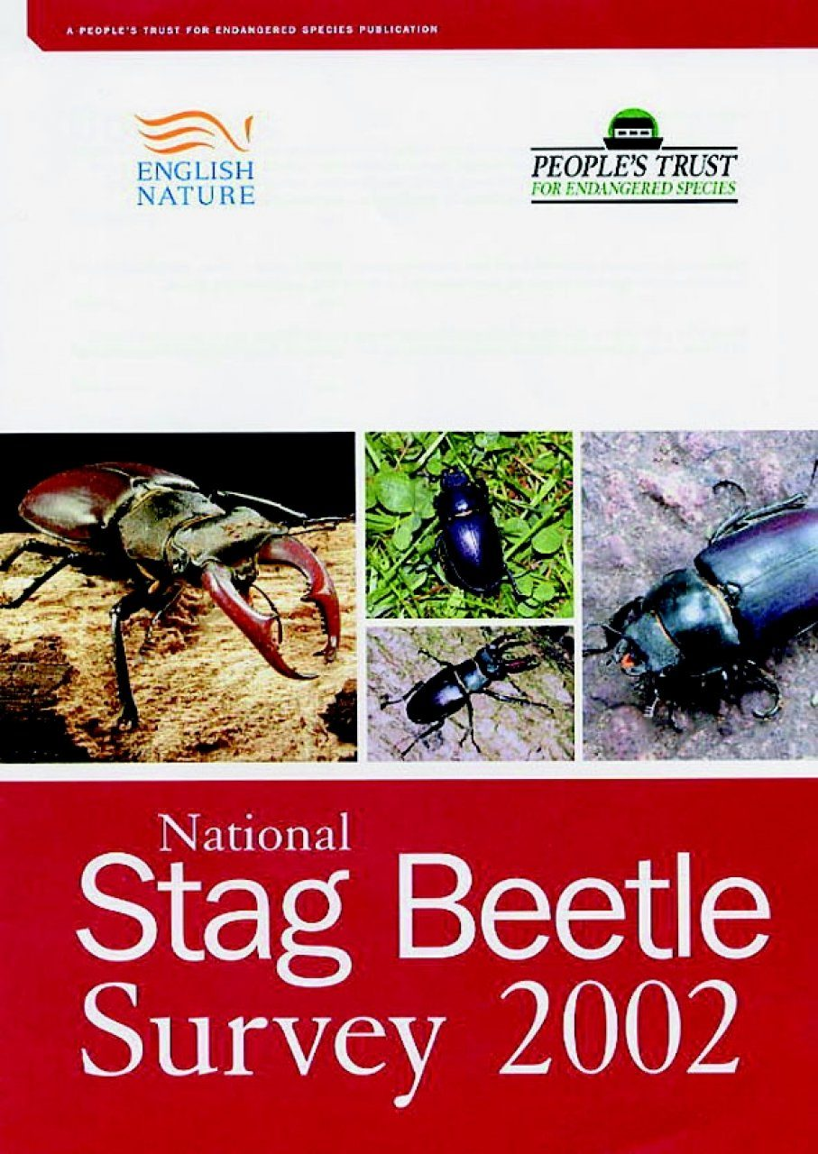National Stag Beetle Survey 2002