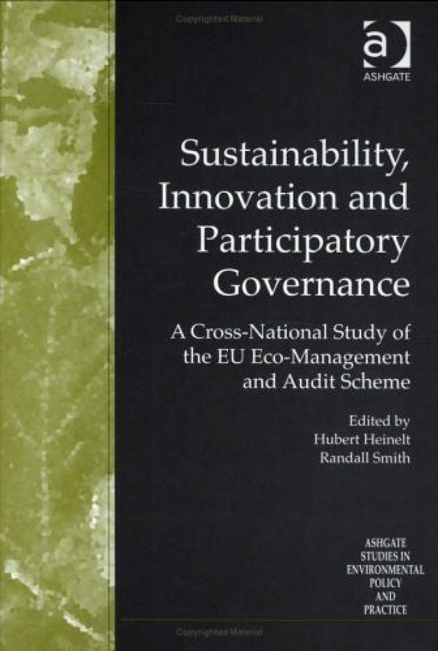 Sustainability, Innovation and Participatory Governance