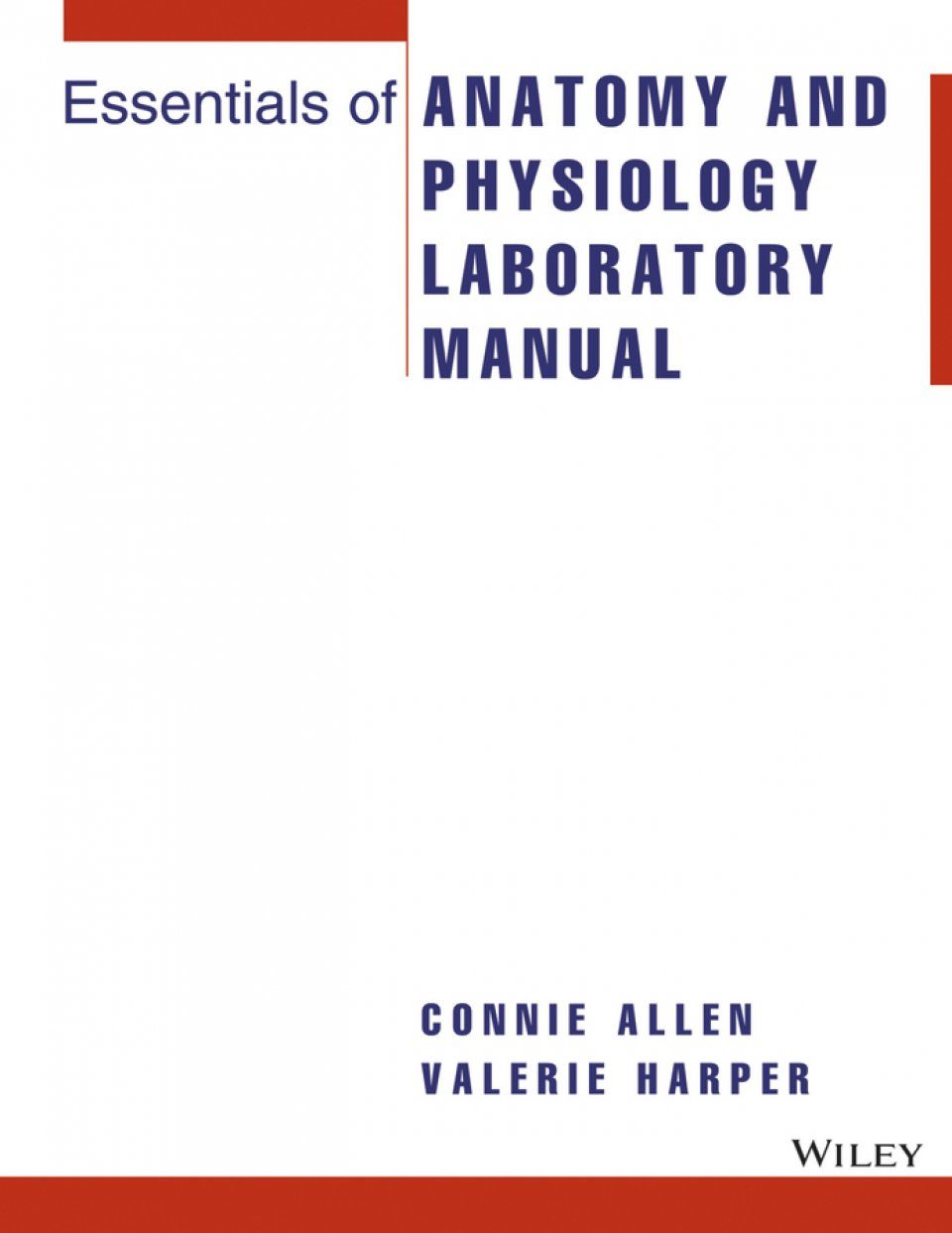 Essentials of Anatomy and Physiology Laboratory Manual | NHBS Academic &  Professional Books