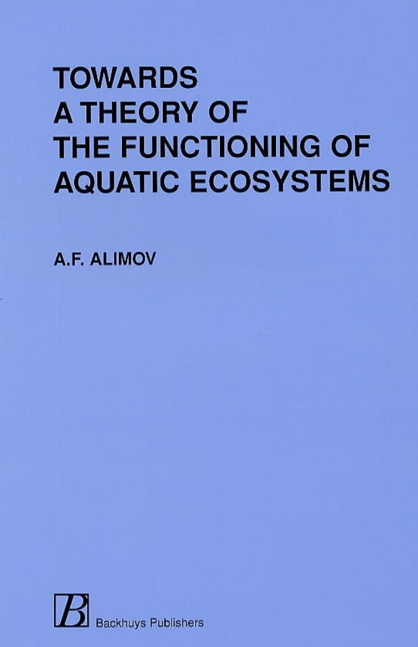 Towards a Theory of the Functioning of Aquatic Ecosystems