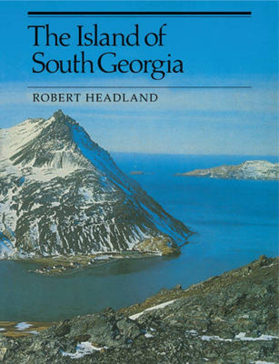 The Island of South Georgia