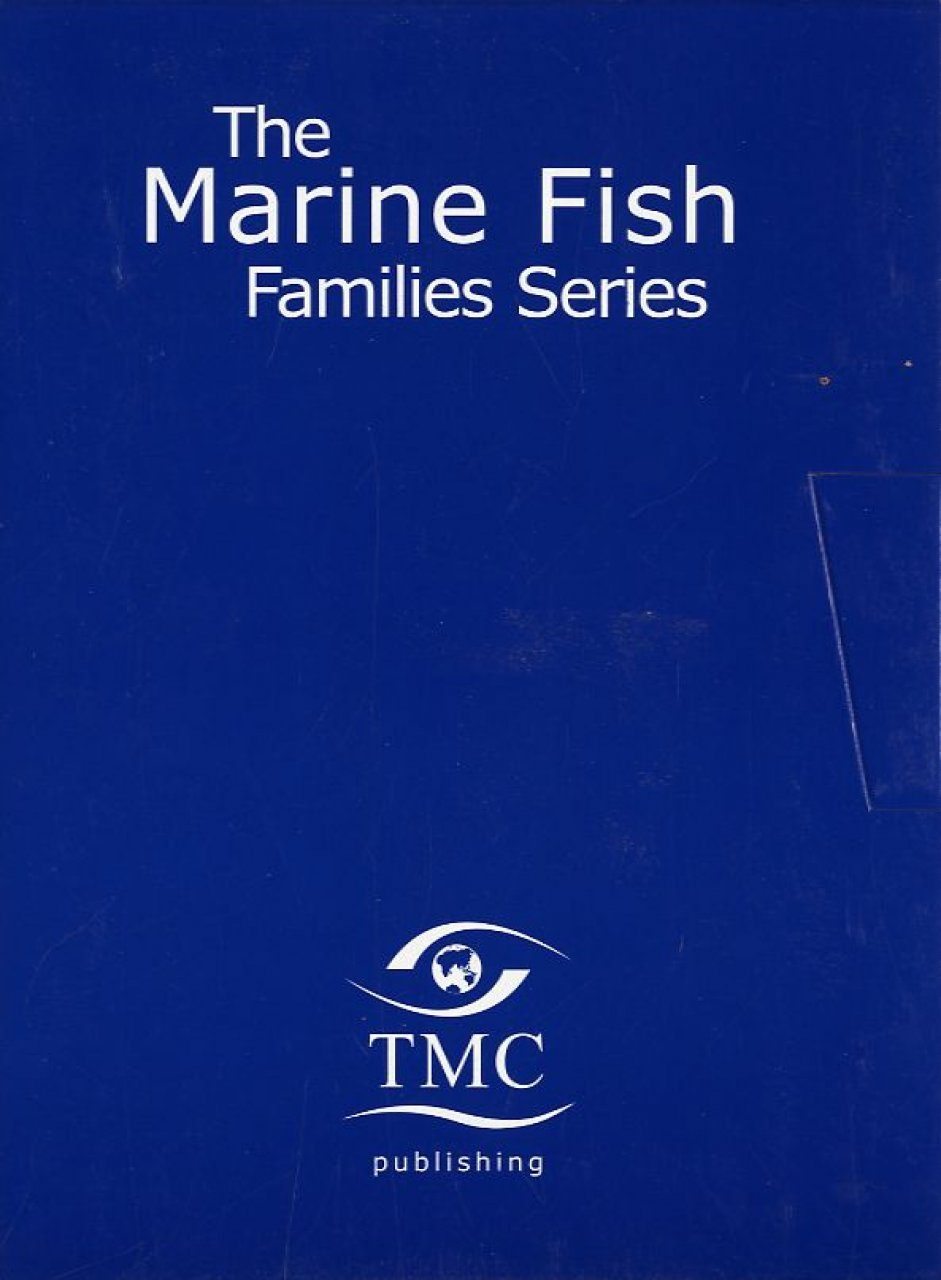 Marine Fish Families Series Box Set, Volume 1 (3-Volume Set)