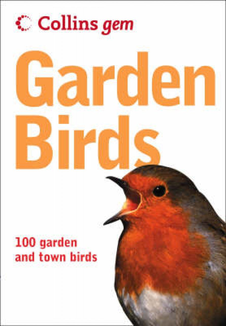 Collins Gem Guide: Garden Birds