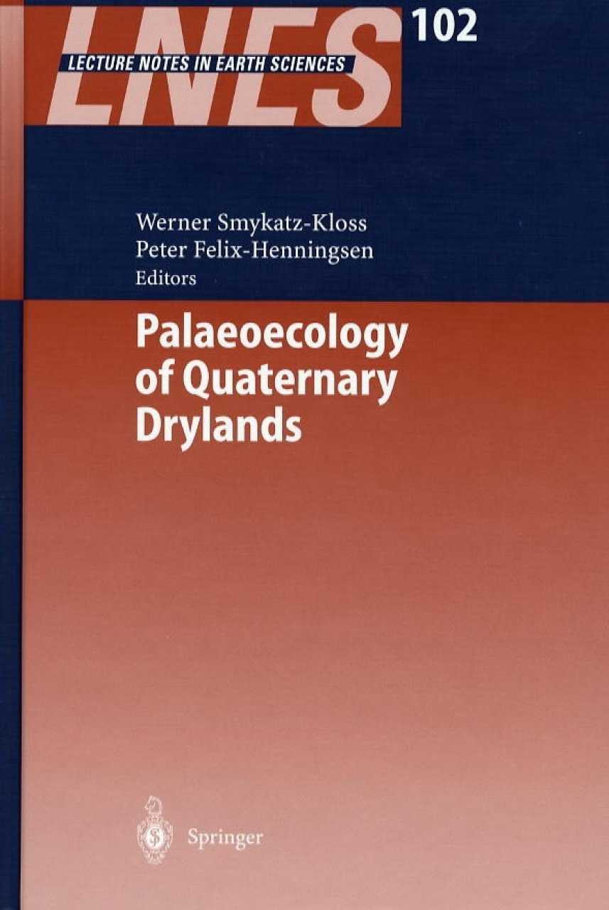 Palaeoecology of Quaternary Drylands