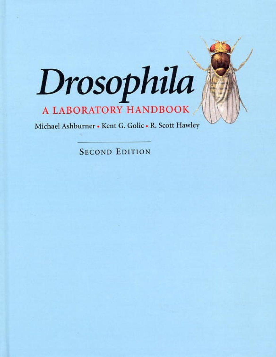 Drosophila, Volume 1: A Laboratory Handbook
