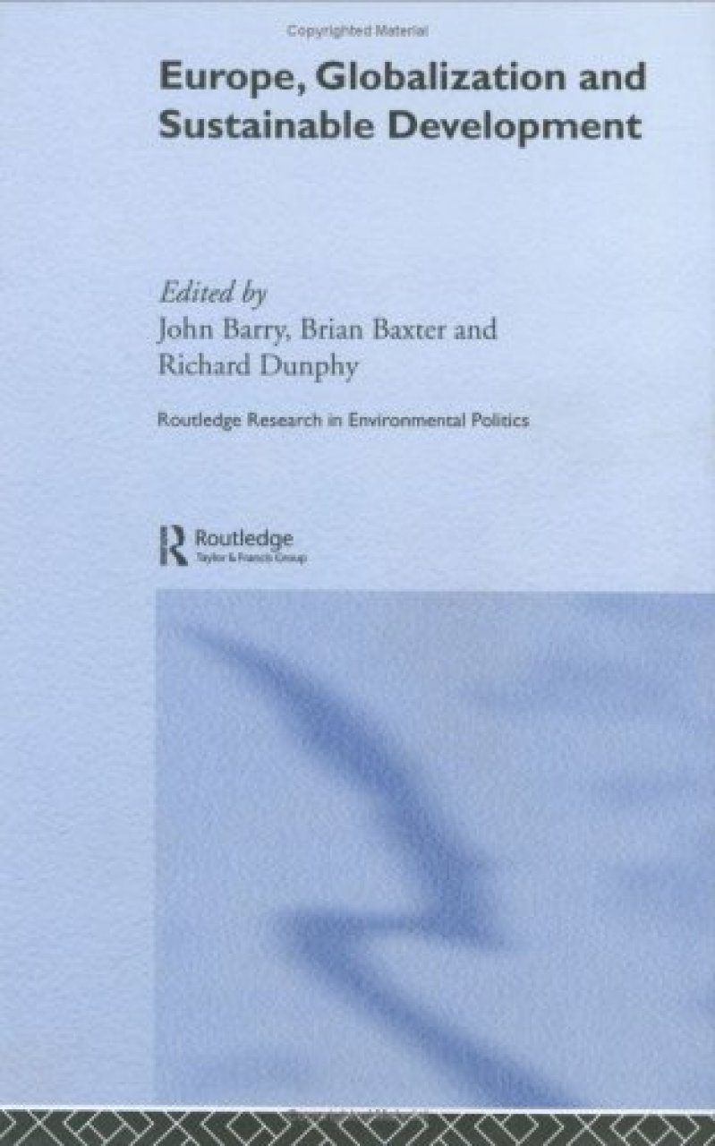 Europe, Globalisation and Sustainable Development
