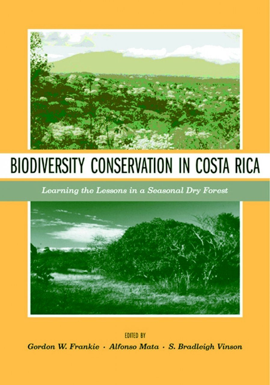 Biodiversity Conservation in Costa Rica