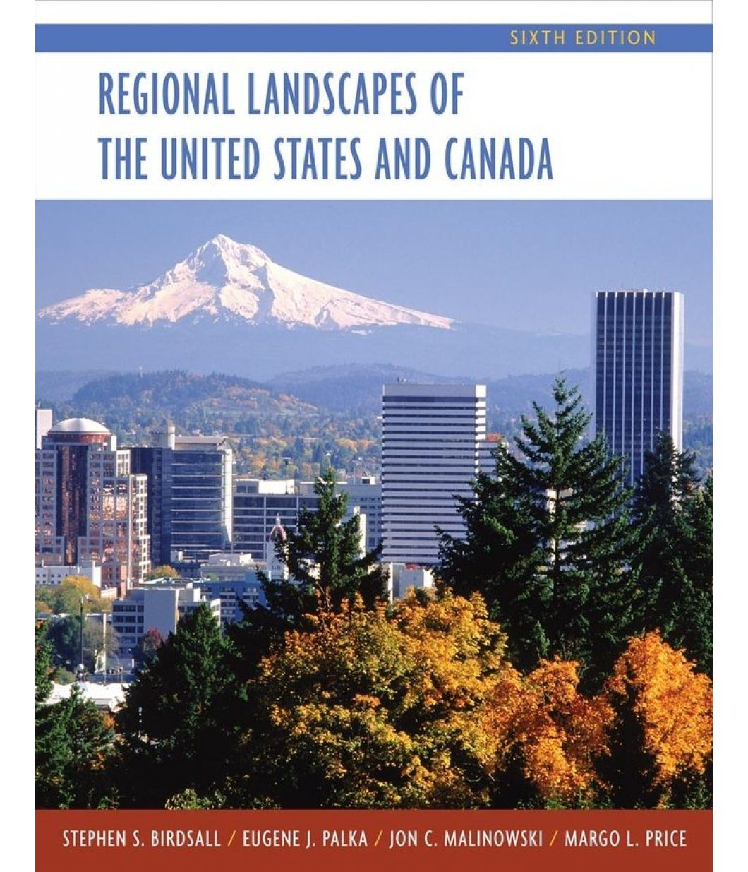 Regional Landscapes of the United States and Canada