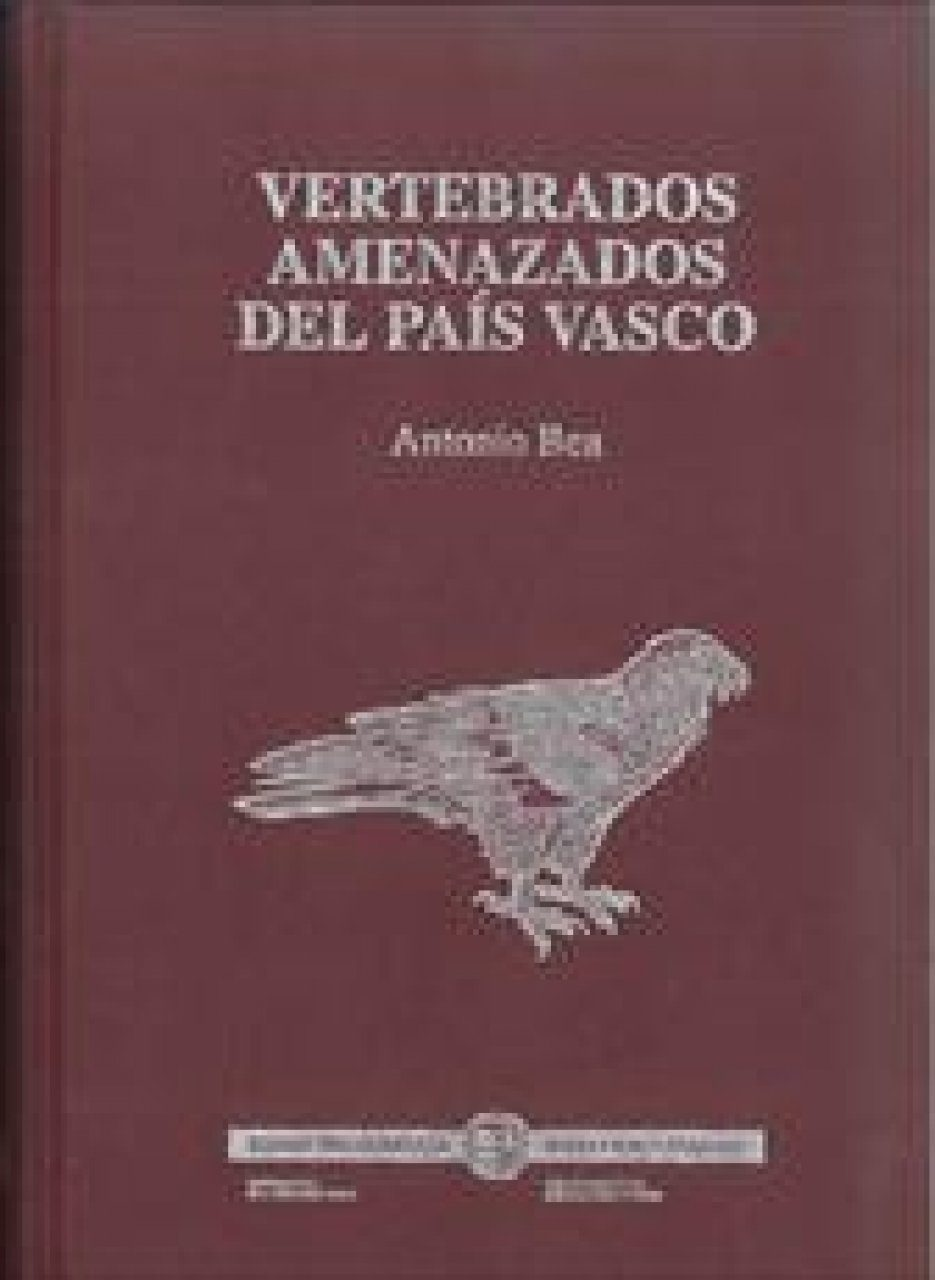 Vertebrados Amenazados del País Vasco [Threatened Vertebrates of the Basque Country]