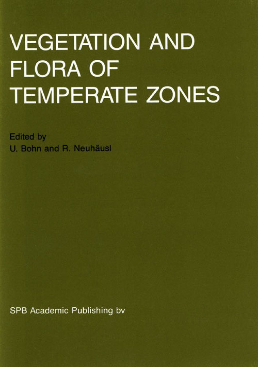 Vegetation and Flora of Temperate Zones