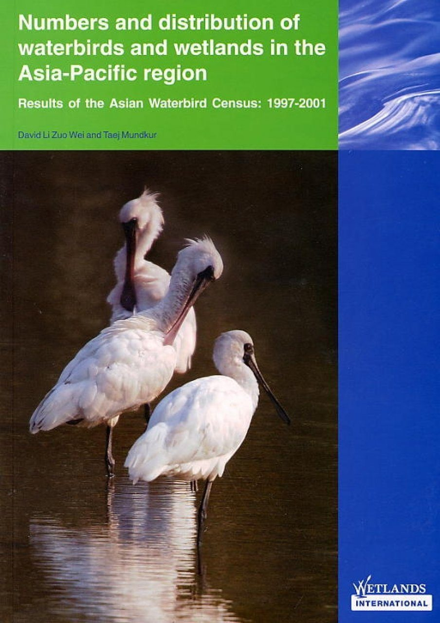 Numbers and Distribution of Waterbirds and Wetlands in the Asia-Pacific Region