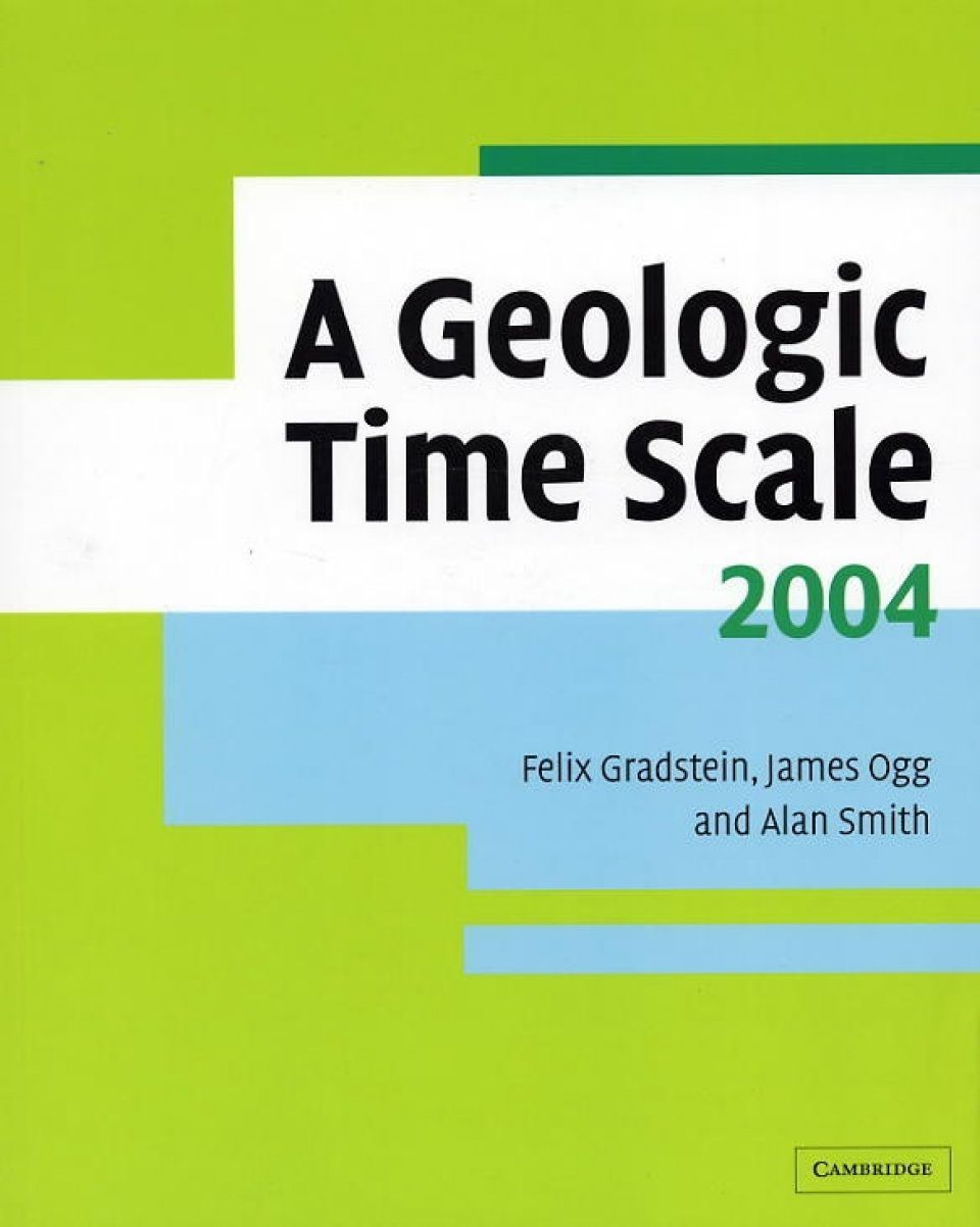 A Geological Time Scale 2004