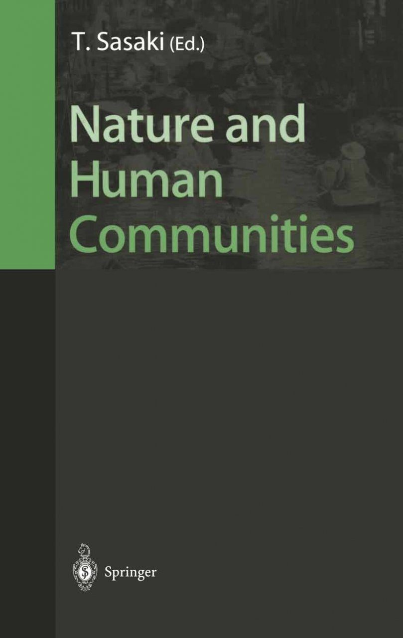 Nature and Human Communities