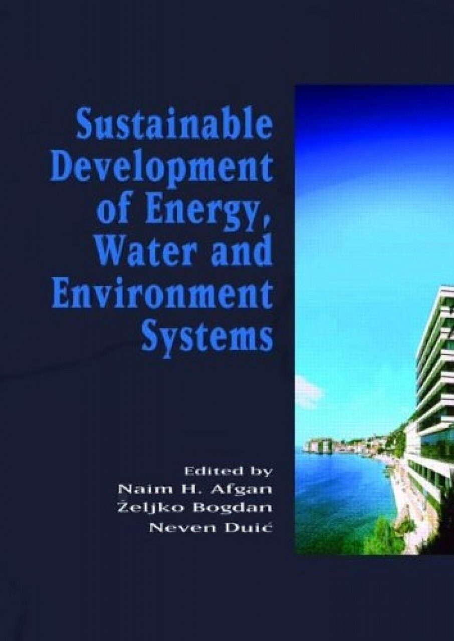 Sustainable Development of Energy, Water and Environment Systems