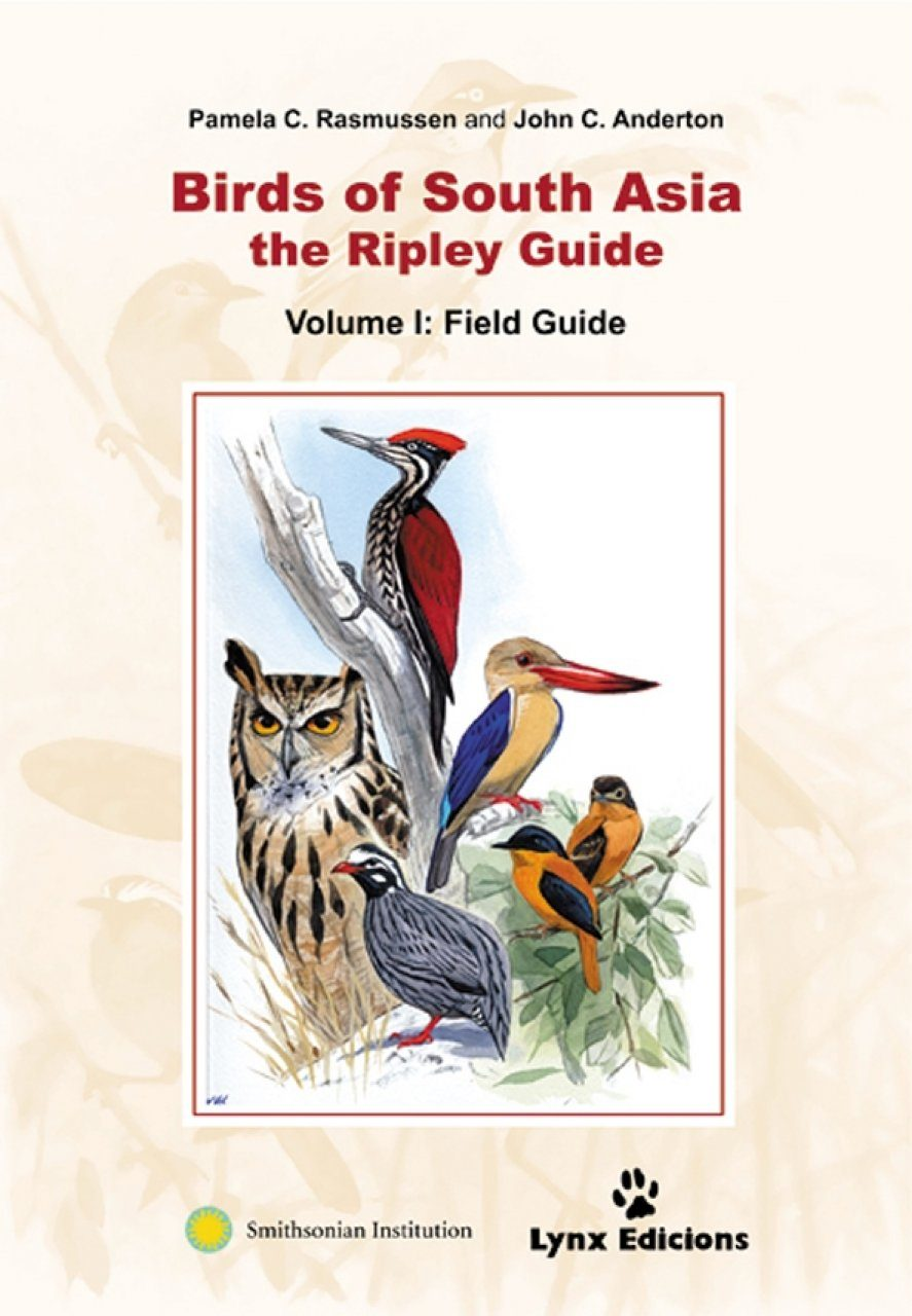 Birds of South Asia. The Ripley Guide (2-Volume Set)
