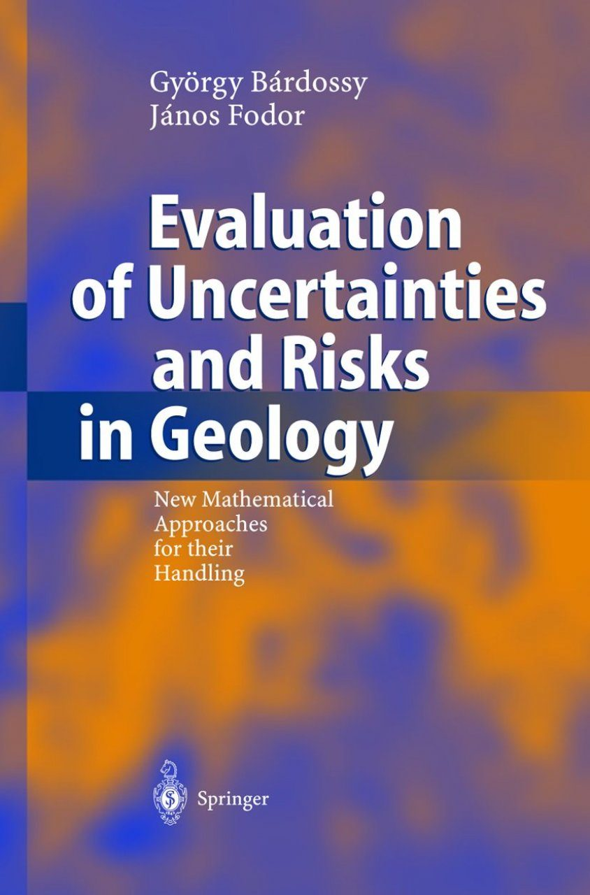 Evaluation of Uncertainties and Risks in Geology