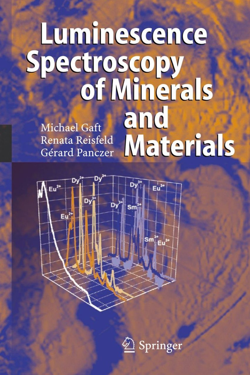 Luminescence Spectroscopy of Minerals and Materials